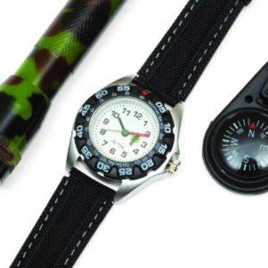 Cactus-CAC-46-M01-Montre-Mixte-Enfant-Quartz-Analogique-Bracelet-Plastique-Noir-0