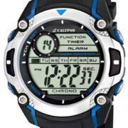 Calypso-watches-K55772-Montre-Garons-Quartz-Digitale-AlarmeChronomtreEclairage-Bracelet-Caoutchouc-Noir-0-0