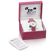 Jo-for-Girls-JW007-Montre-bracelet-Fille-Cuir-couleur-rose-0-0