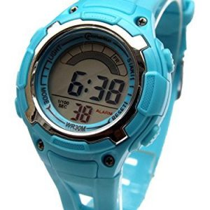 Montre-Watch-Enfant-Digitale-quartz-Etanche-Chrono-Alarme-Garantie-1-an-0
