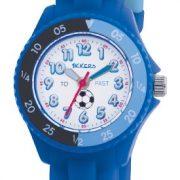 Tikkers-TK0002-Montre-Garon-Quartz-Analogique-Bracelet-Caoutchouc-Bleu-0