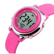 ALPS-Montre-Enfant-Fille-Garon-Digitale-Etanche-Sport-Montre-6-ans–12-ansRose-0