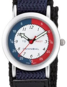 Cannibal-CT003-5N-Montre-Enfant-Pdagogique-Bracelet-Nylon-Bleu-0