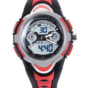FSX-212G-Montres-poignet-de-sport-LED-pour-enfants-numriques-rsistantes--leau-idales-pour-les-garons-et-les-filles-rouge-0