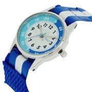 Montre-Pdagogique-Reflex-pour-Enfant-Bleue-et-Blanche-avec-Bracelet-Velcro-0-0