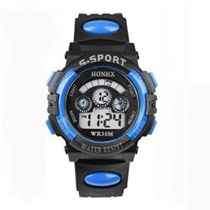 Vovotrade-ImpermableDigital-Sport-Montre-LED-pour-enfants-Garon-et-Fille-Bleu-0
