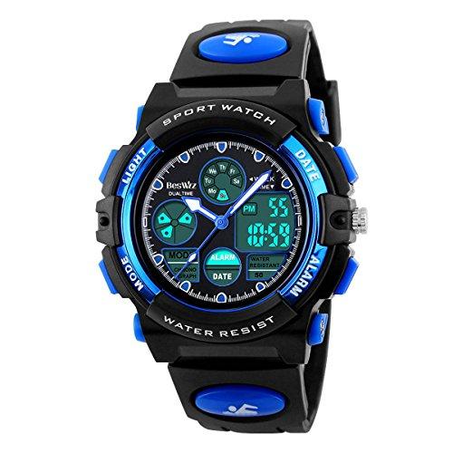 BesWLZ-Garons-Montres-Multifonctions-Montres-Dual-Time-Numrique-Alarme-Sport-Impermable-Kids-Montres-Bleu-0