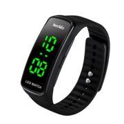 BesWLZ-Unisexe-enfants-LED-montre-numrique-tanche-Sport-Mode-Montre-bracelet-pour-garons-filles-Unisexe-Bracelet-de-montre-Noir-0