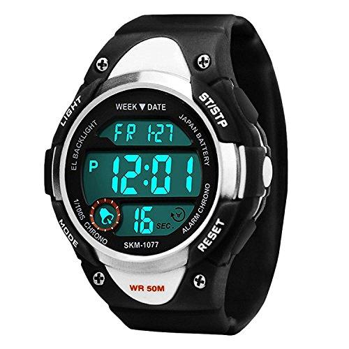 ENFANTS-Sports-Digital-montres-pour-garons-5-ATM-extrieur-tanche-montre-de-sport-avec-alarmelumire-LEDdatechronographe-Electronic-poignet-montres-pour-adolescents-Junior-pour-enfant-0