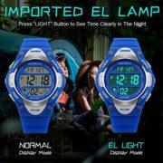 garons-Digital-montres-enfants-montre-de-sport-avec-alarme-extrieur-tanche–50-m-pour-enfant-lectronique-poignet-montres-Chronomtre-pour-adolescents-garons-Bleu-par-Foruner-0-0