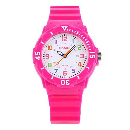 Montre-analogique–quartz-pour-filles–tanche-jusqu-5-bar-montre-pour-apprendre–lire-lheure-montre-bracelet-numrique-de-sport-avec-lunette-rotative-pour-enfants-0