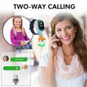 Montre-Enfant-GPS-Tracker-tanche-Telephone-Montre-Connecte-Enfant-Fille-Garon-LBS-SOS-Smart-WatchesBlue-0-0
