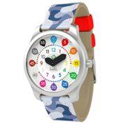 Twistiti-Premire-Montre-Enfant-Cadran-color-et-pdagogique-Bracelet-Arctique-Waterproof-50M-0